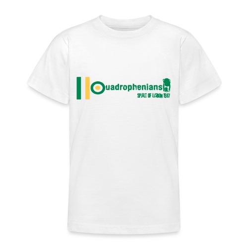 quadrofenians2 - Teenage T-Shirt
