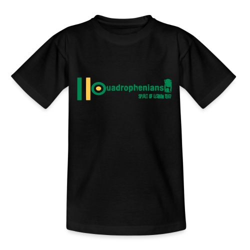 quadrofenians2 - Teenage T-Shirt
