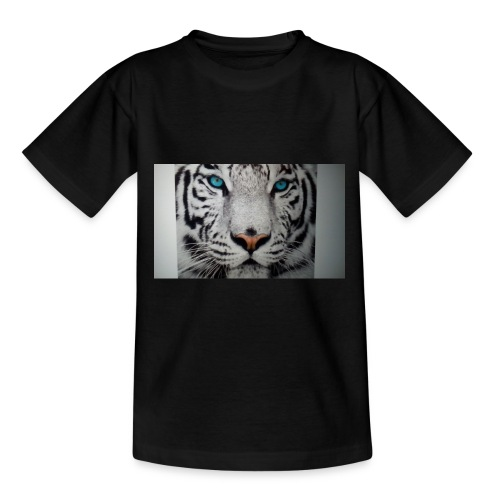 Tiger merch - Teenage T-Shirt