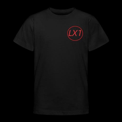 WilleLX1 Logo - T-shirt tonåring