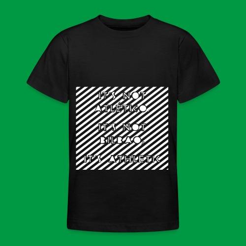 Its Athletic - Teenage T-Shirt