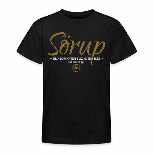 Sörup - ein Dorf in traumhaften Angeln - Teenager T-Shirt