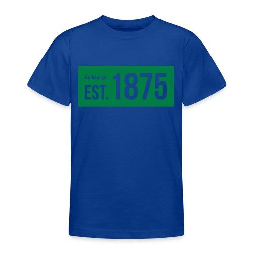 EST. 1875 Hibs - Teenage T-Shirt