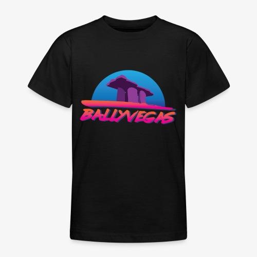 Ballyvegas Dolmen - Teenage T-Shirt