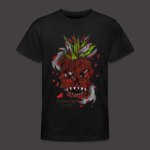 PEEN APPLE KNIFE - T-shirt Ado