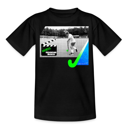Team #Hockeyliebe - Teenager T-Shirt