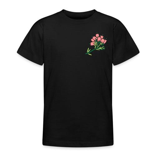 Heide Blume - Teenager T-Shirt