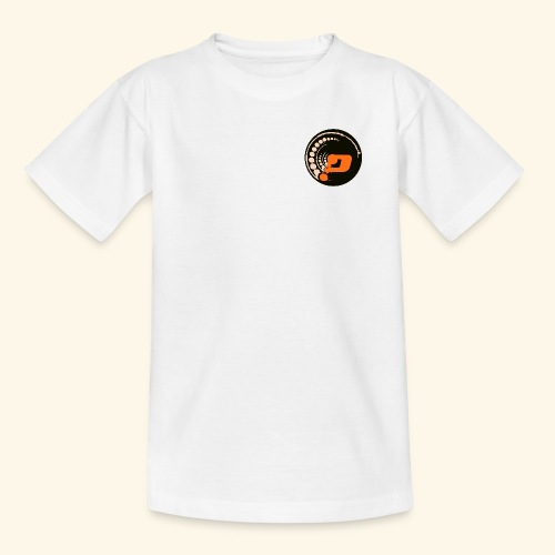 Planet Underground Round Logo - Teenage T-Shirt