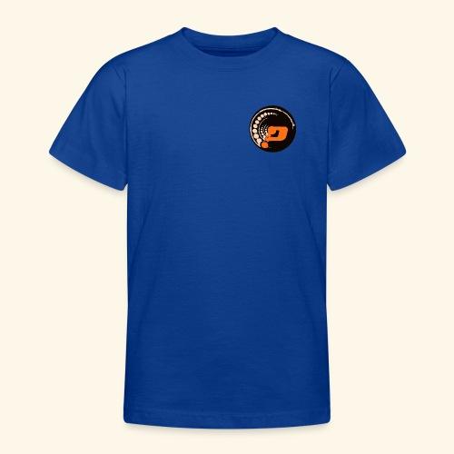 Planet Underground Round Logo - Teenage T-Shirt