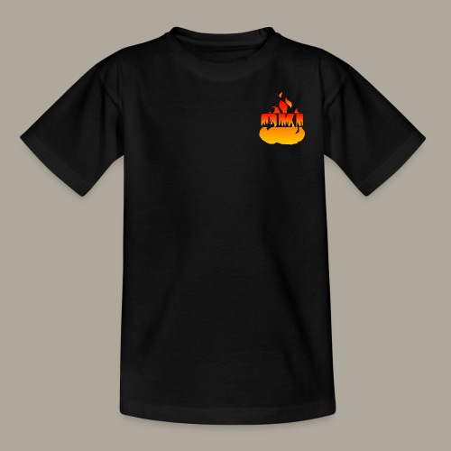 Oki Fuego - Jin - T-shirt Ado