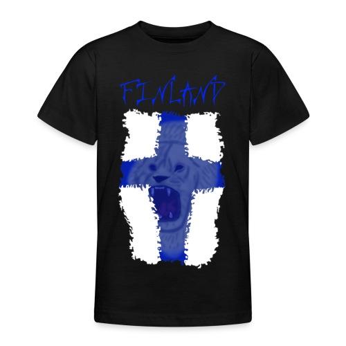 leijonalopullinen png - Nuorten t-paita