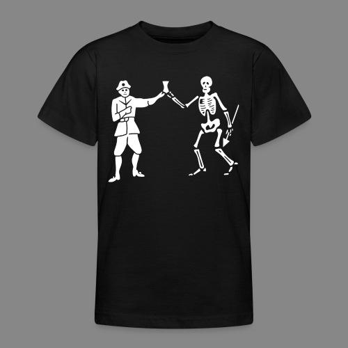 Roberts Bartholomew Flag v1 - T-shirt Ado