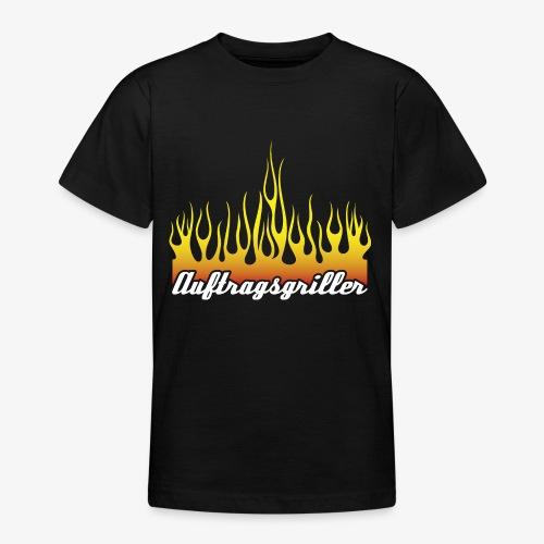Auftragsgriller - Teenager T-Shirt