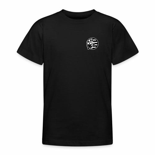 BZH Rider (avec fond) - T-shirt Ado