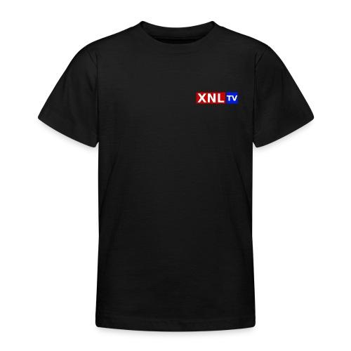 XNL TV Large 3 Color CO png - Teenage T-Shirt