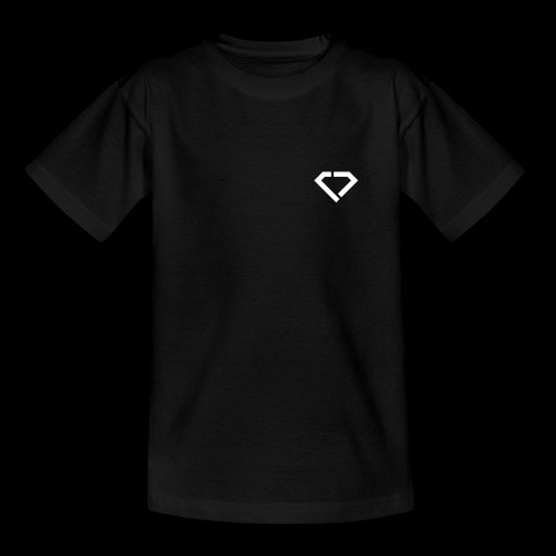 CRAZY DIAMOND LOGO - Teenager T-Shirt