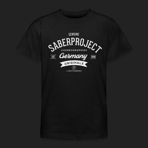 SP Originals - weiß - Teenager T-Shirt