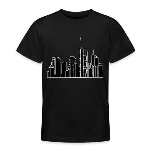 Città di Francoforte 2 - Maglietta per ragazzi