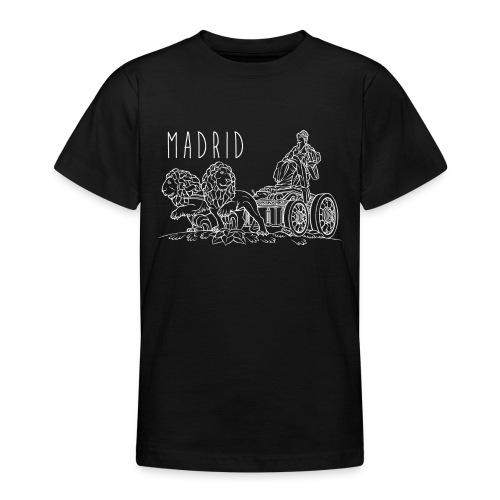 CIBELES BLANCO - Camiseta adolescente