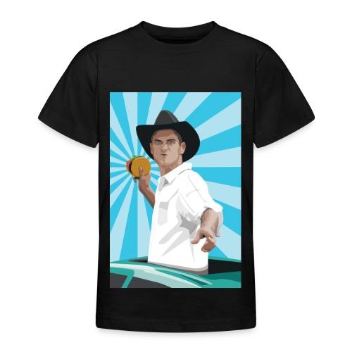 negburgerimg 6024portaitv4 - Teenage T-Shirt
