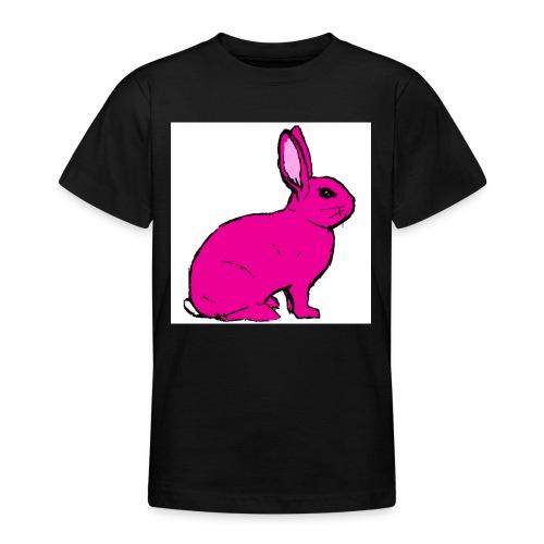 Pink Rabbit - Teenage T-Shirt