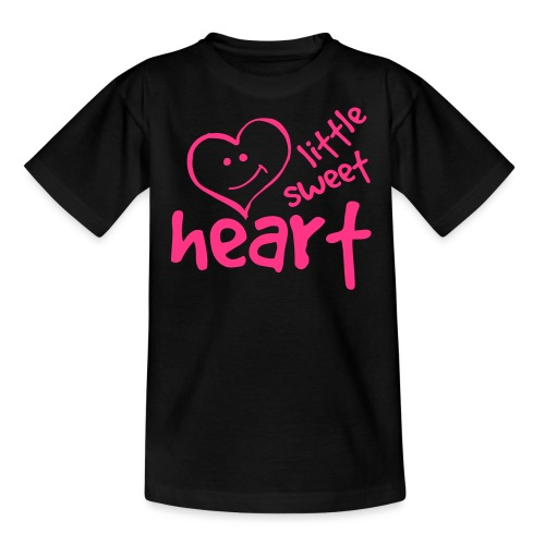 Little Sweet Heart 2 - Teenager T-Shirt