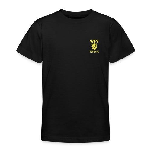 WFV Logo vorn und hinten - Teenager T-Shirt
