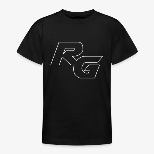 Logo RG Minimal - Maglietta per ragazzi
