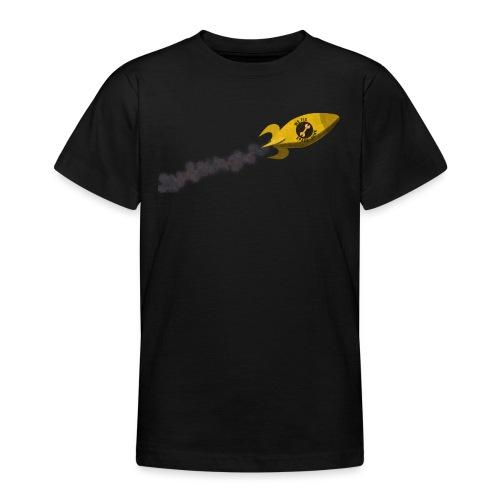 We Fix Space Junk - Teenage T-Shirt