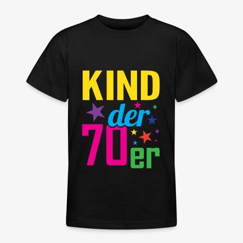 Kind der 70er - Teenager T-Shirt