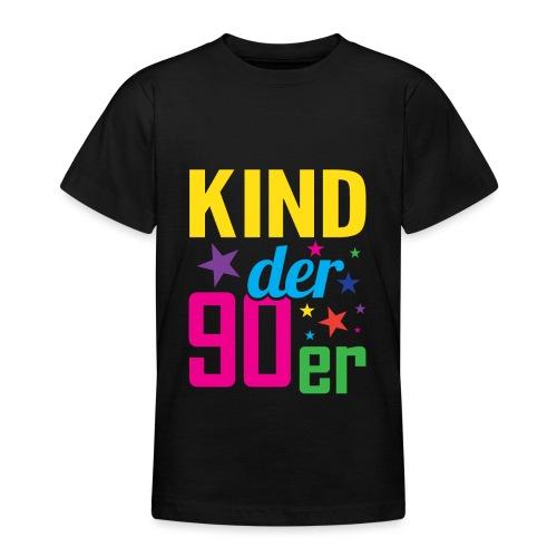 Kind der 90er Jahre 90s - Teenager T-Shirt