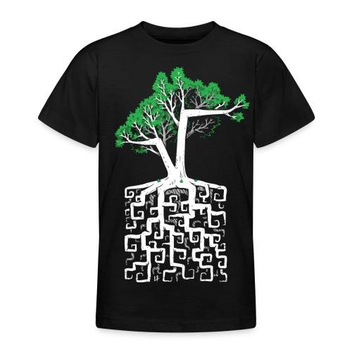 Square Root - Teenage T-Shirt