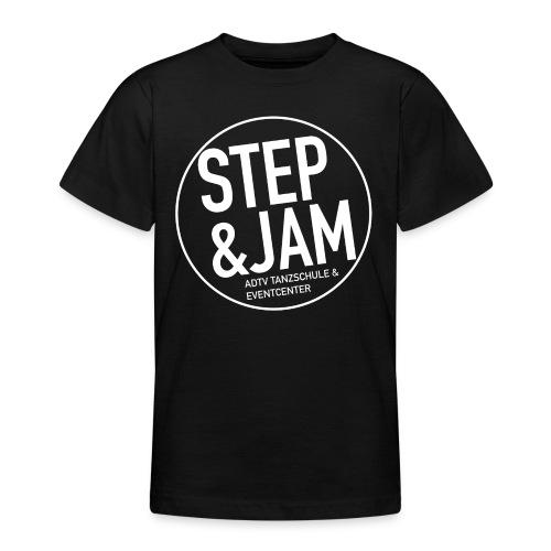 Logo 2021 WHITE - Teenager T-Shirt