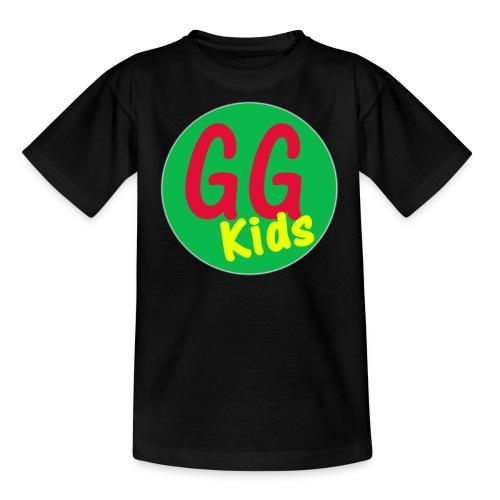 GG Kids Logo - Teenage T-Shirt