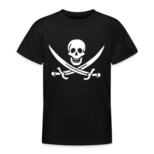 Jack Rackham Flag - T-shirt Ado