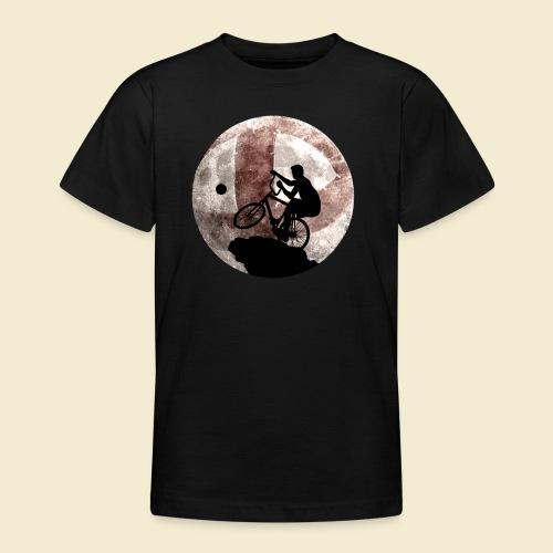 Radball | Cycle Ball Moon - Teenager T-Shirt