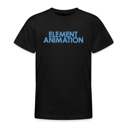 ElementLogo-TextOnly - Teenage T-Shirt