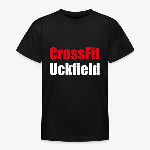 cf UCKFIELD - Teenage T-Shirt