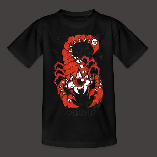 Scorpion original - T-shirt Ado