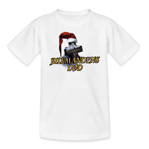JULEMANDENS DØD 3 - Teenager-T-shirt