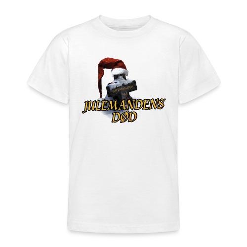 JULEMANDENS DØD 3 - Teenager-T-shirt