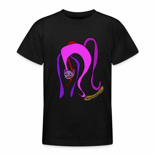 Meow! - Teenage T-Shirt