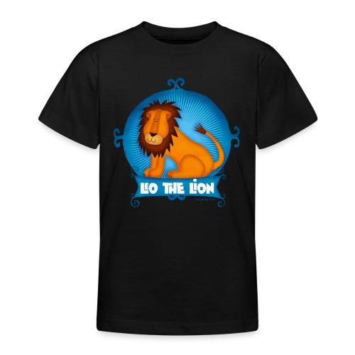 Leo The Lion - Teenage T-Shirt