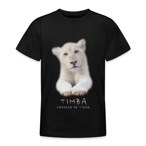 Timba bébé portrait - T-shirt Ado