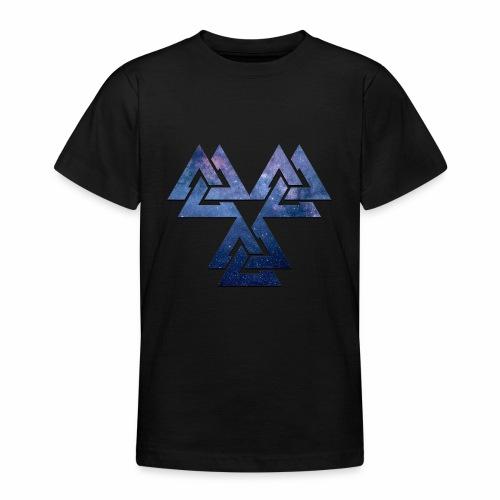 Valknut - Nuorten t-paita