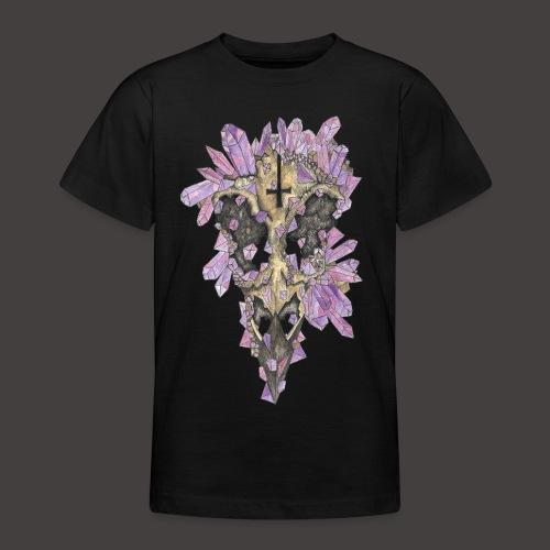 Le Corbeau de Cristal Couleur - T-shirt Ado