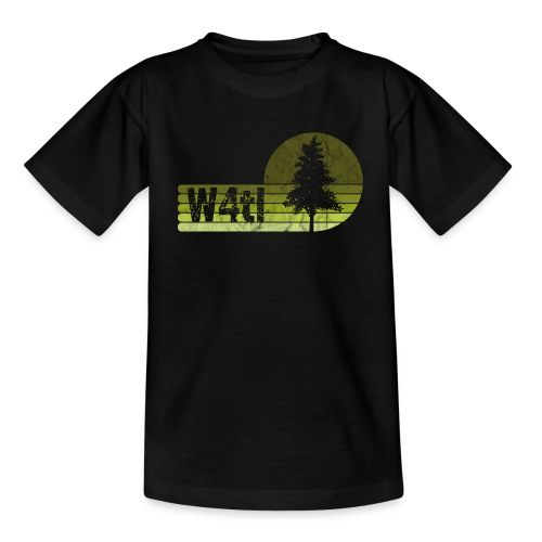 W4tl Vintage - Teenager T-Shirt