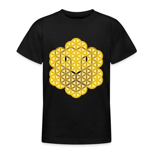 The Lion Of Life - Alpha Male, Mane 02 - Teenage T-Shirt