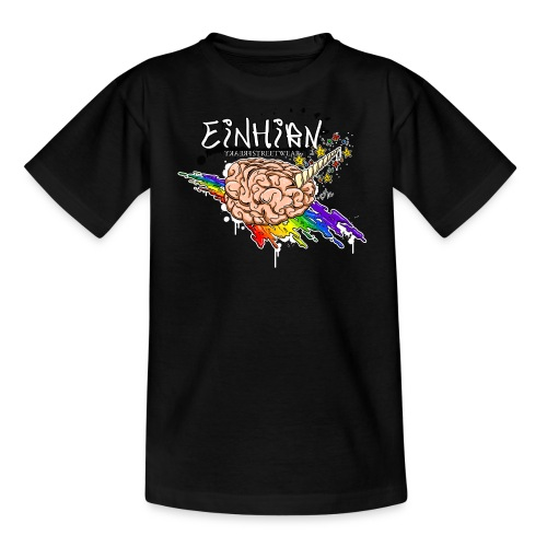 Einhirn - Teenager T-Shirt