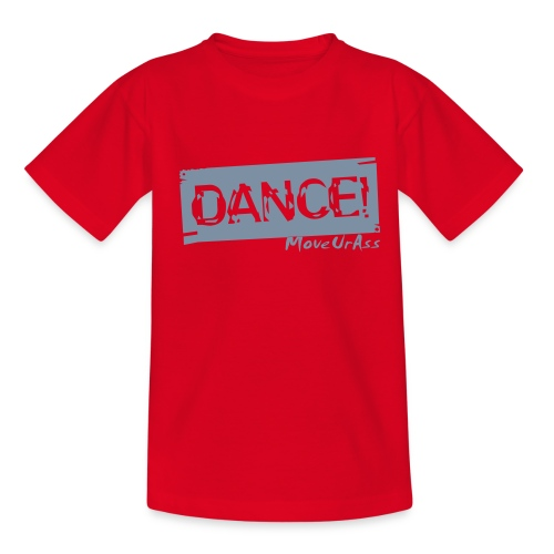 Dance - Teenager T-Shirt